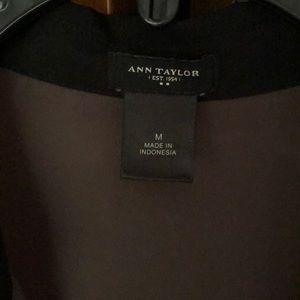 Ann Taylor Tops - Ann Taylor Color Block Blouse